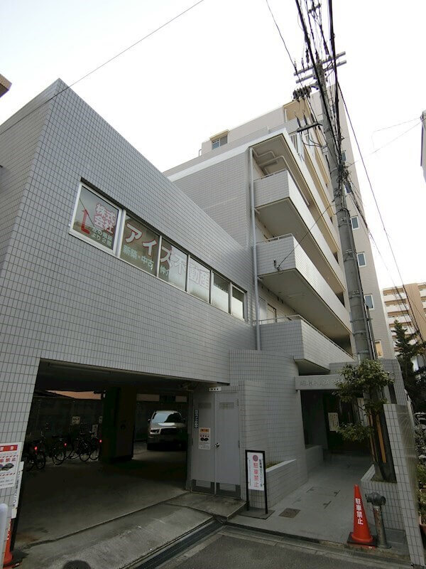 朝日プラザ新大阪